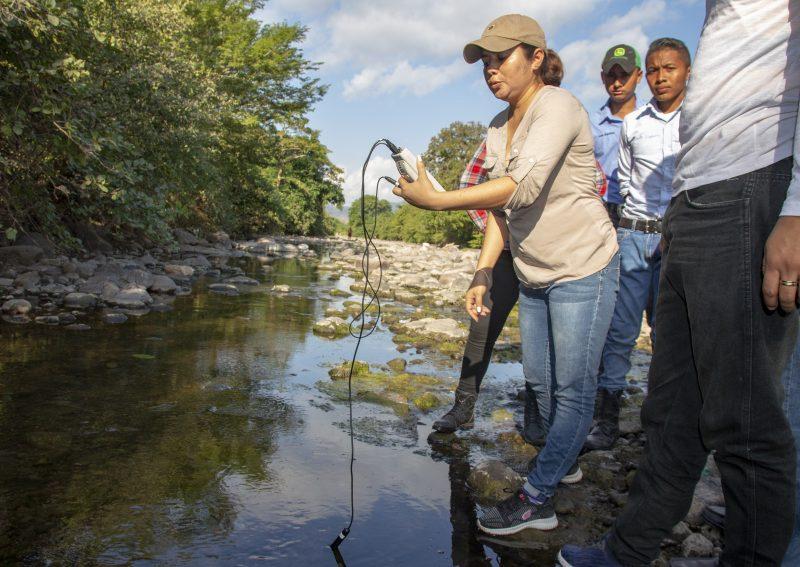gobernanza hídrica territorial honduras